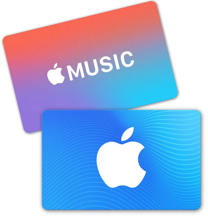 Karta upominkowa do App Store i iTunes
