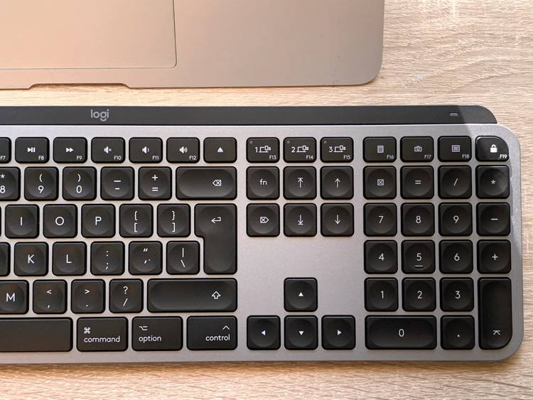 Klawiatura Logitech MX Keys for Mac