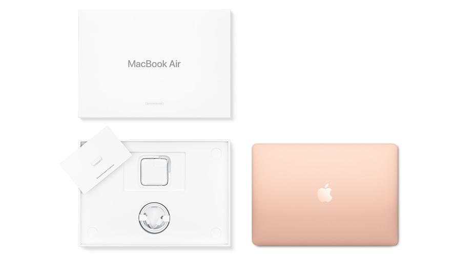 Odnowiony MacBook Air 2019