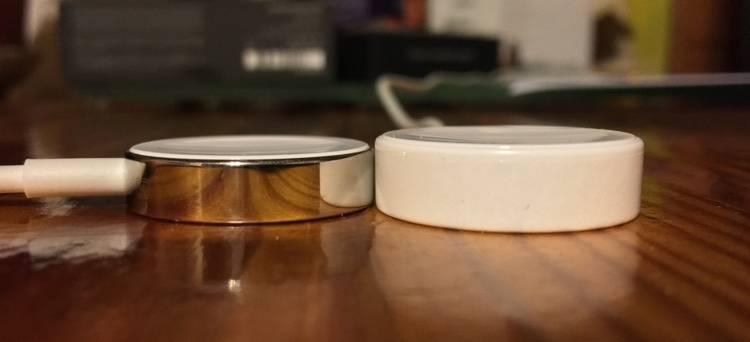 Różne kable ładujące Apple Watch