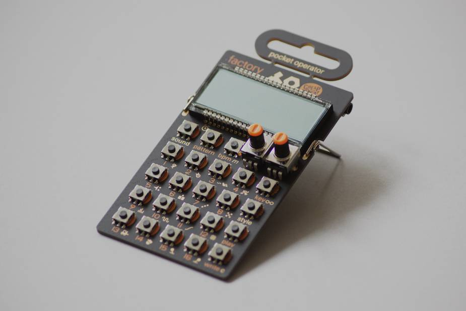 Teenage Engineering Pocket Operators