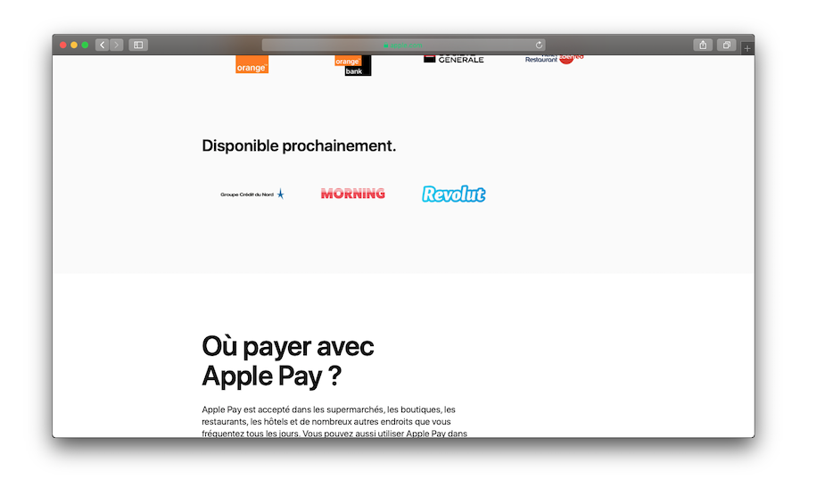 Apple Pay Revolut