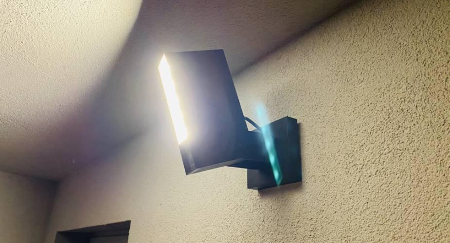 Netatmo presence LED