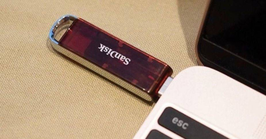 SanDisk USB 3.1 1TB