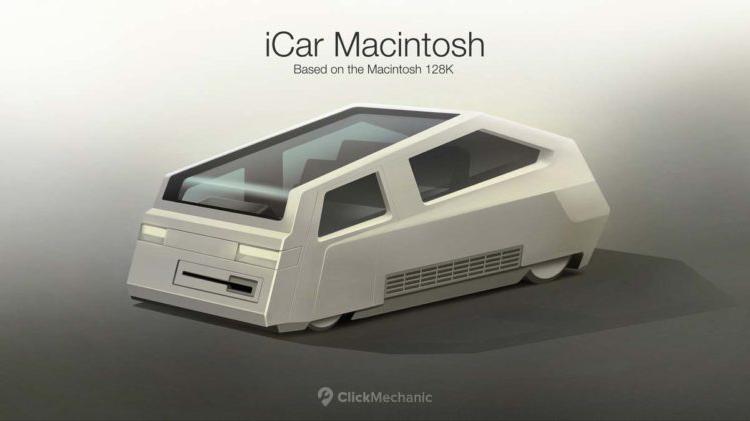 iCar Macintosh
