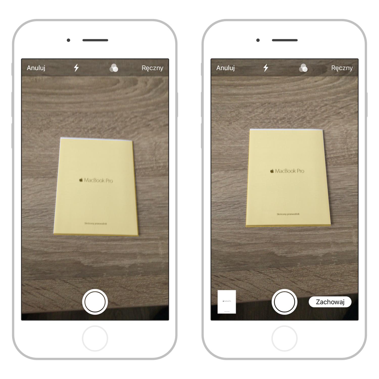 notatki iOS 11