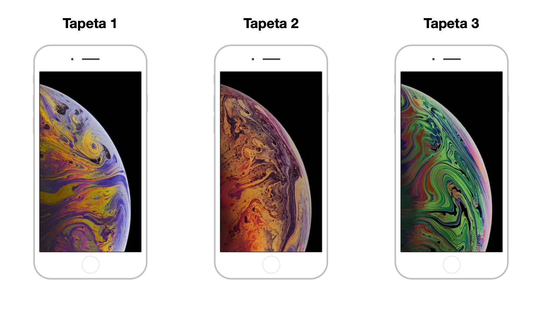 Tapety iPhone Xs