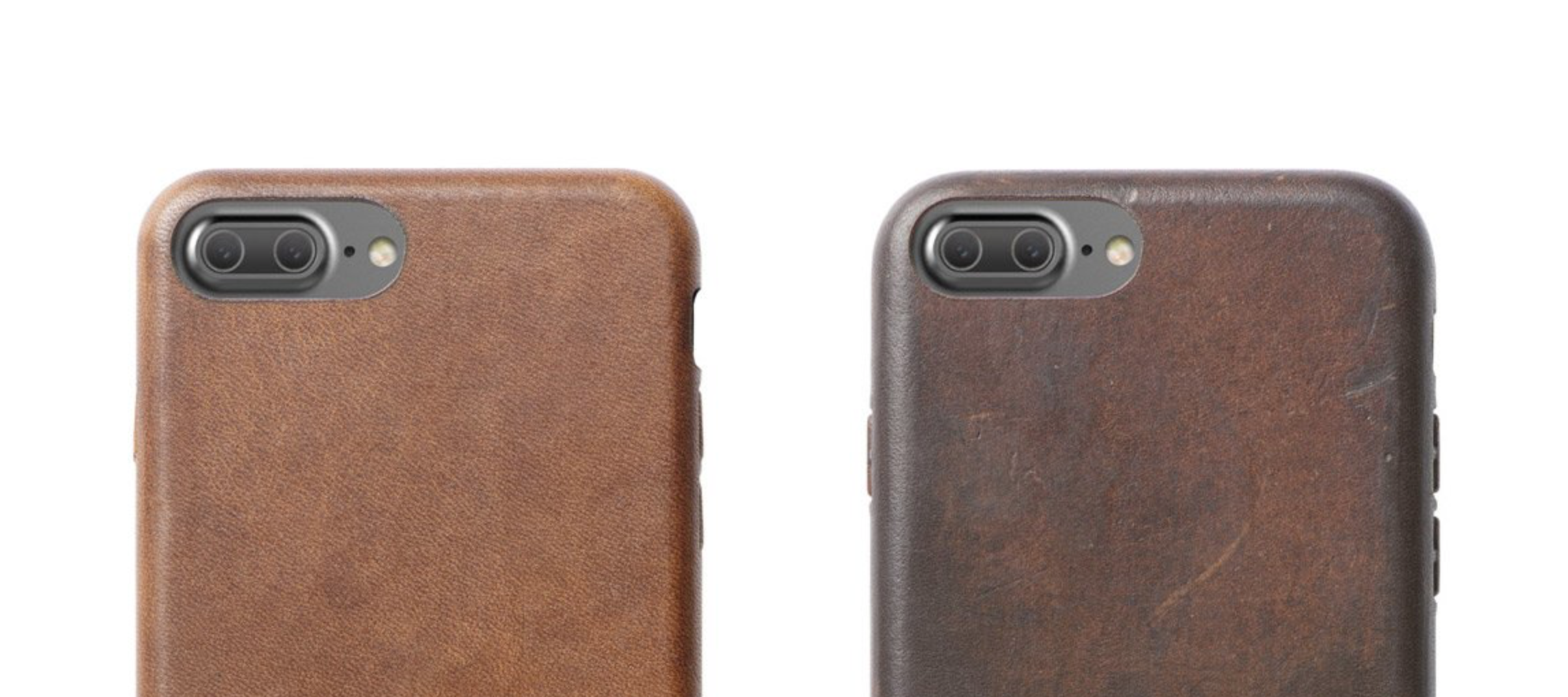 iphone leather case nomad age