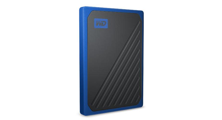 WD SSD My Passport Go