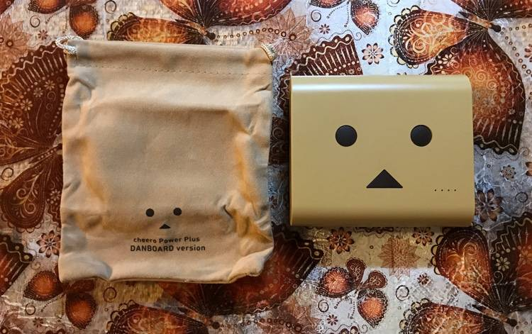 Power Bank Cheero Danboard 13400mAh