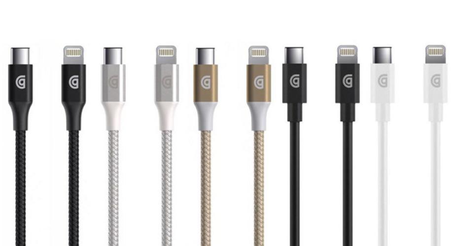 Griffin USB-C/Lightning