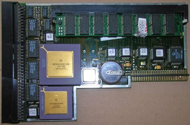 Akcelerator do AMigi 1200