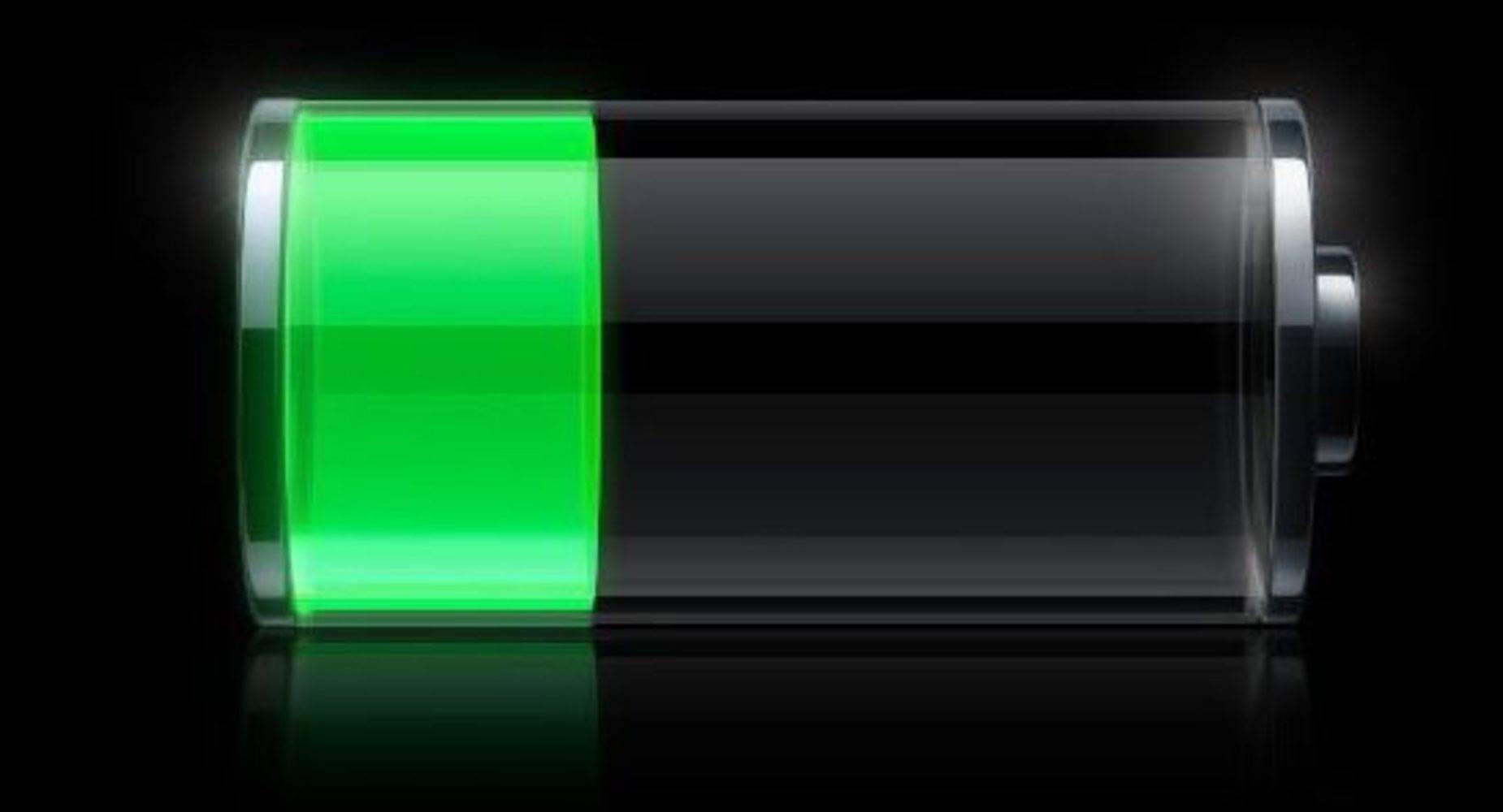 Как сделать чтобы на айфоне что бы было видно процент зарядки