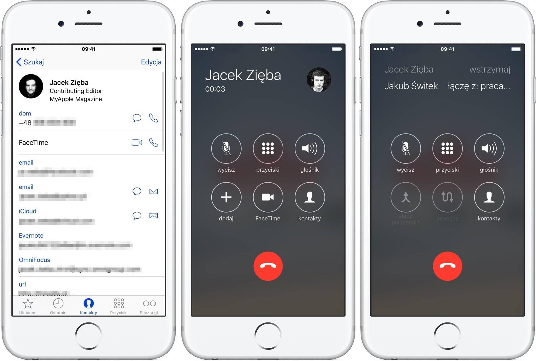 Nagrywanie Połączeń Telefonicznych Na Iphonie Bez Dodatkowych Programów I Jailbreaka Myapple Pl