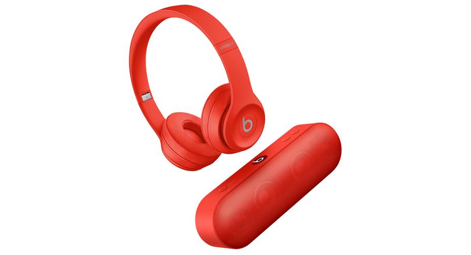 Beats Pill+ oraz Beats Solo 3 PRODUCT(RED)