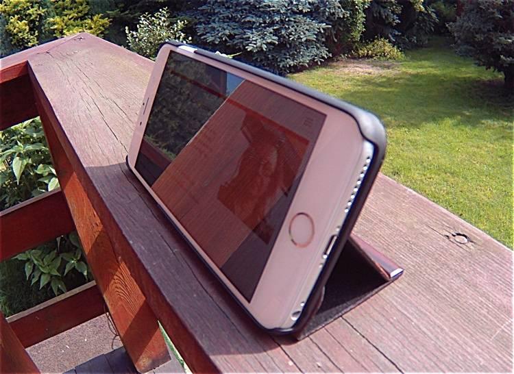 Etui dla iPhone Reveal Nara Wooden