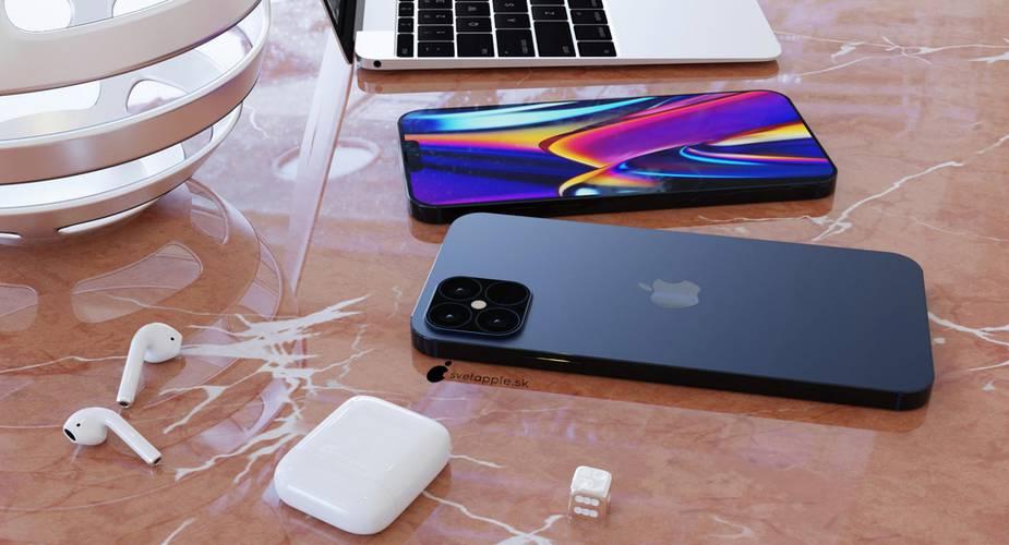 Tak może wyglądać iPhone 12 Pro w kolorze Navy Blue - MyApple.pl