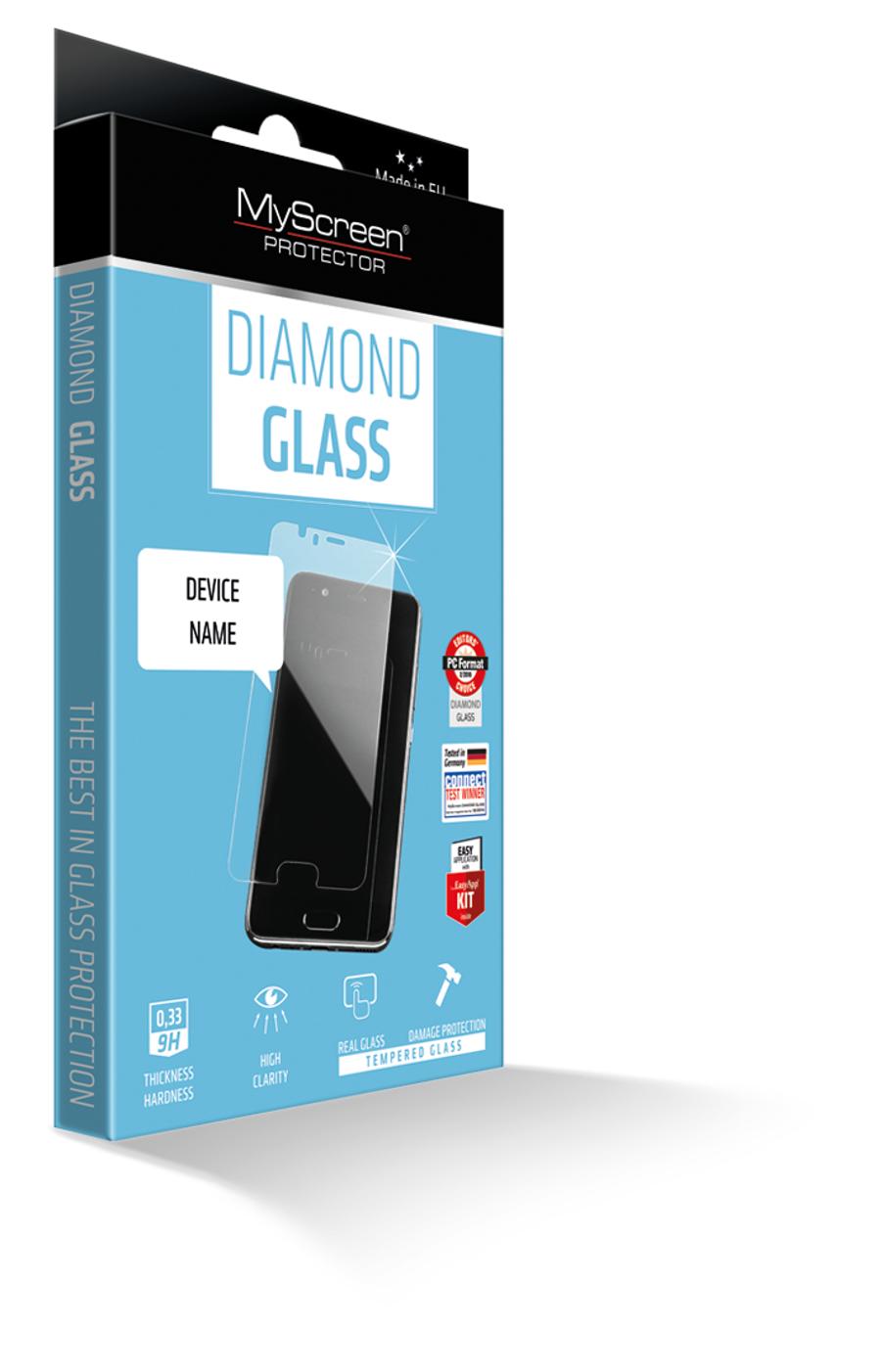 Opakowanie Diamond Glass