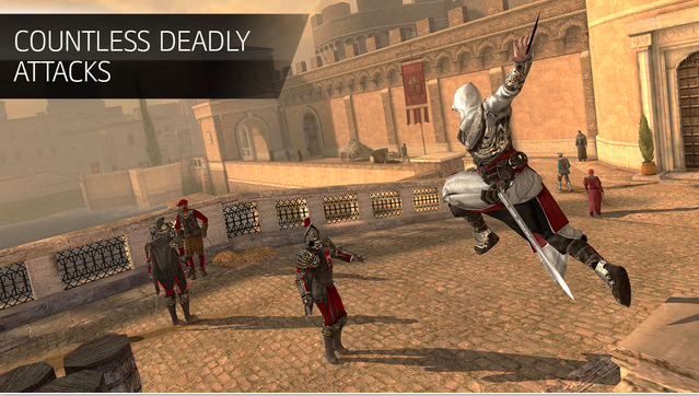 Assasin's Creed: Identity ios