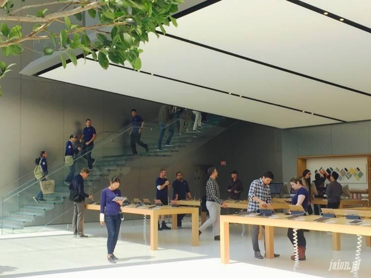 Apple Union Square