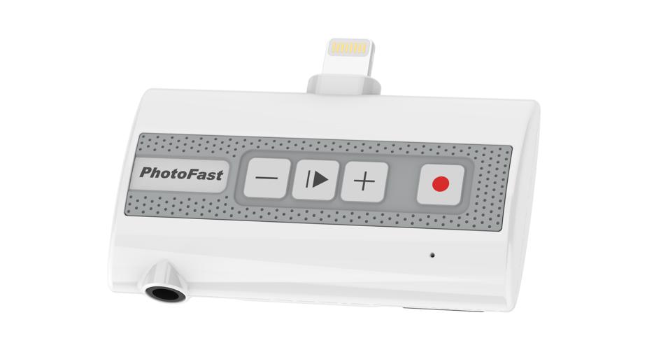 Rejestrator Rozmów Telefonicznych Dla Iphone A W Postaci Przystawki Ze Złączem Lightning Myapple Pl