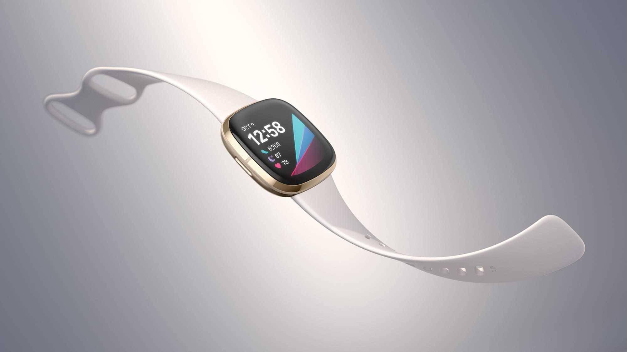 Fitbit odświeża produkt i prezentuje całkowicie nowy zegarek Sense -  MyApple.pl