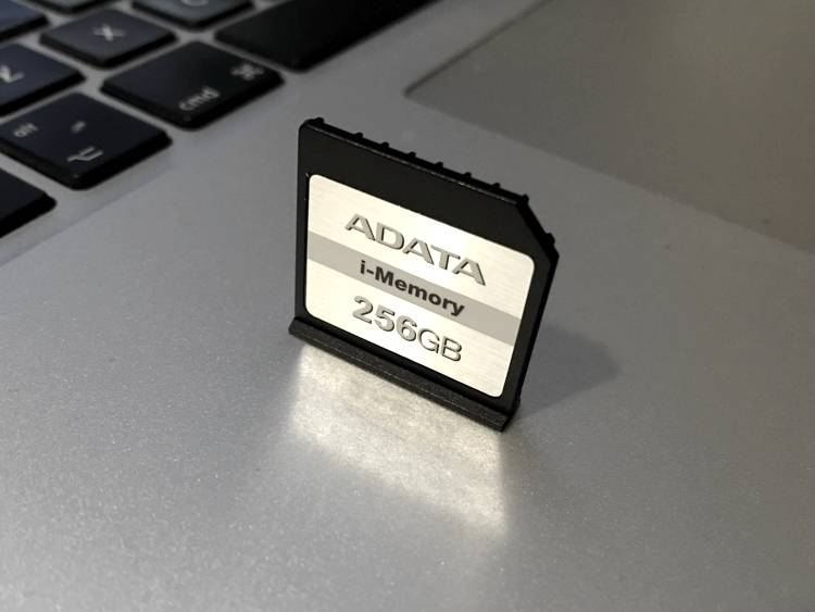 ADATA i-Memory for Mac