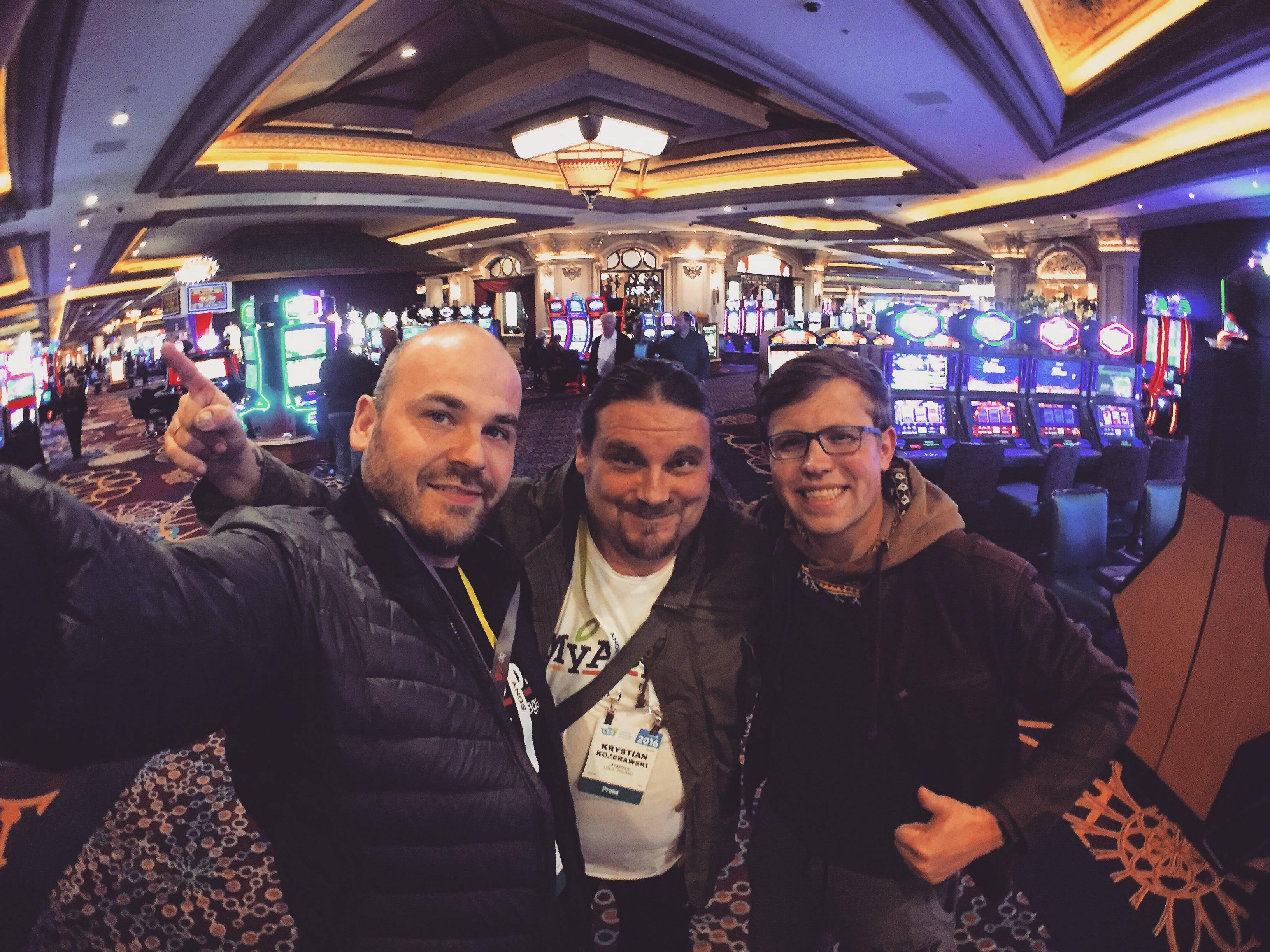 Targi CES 2016 w Las Vegas , z Tomkiem i Krystianem